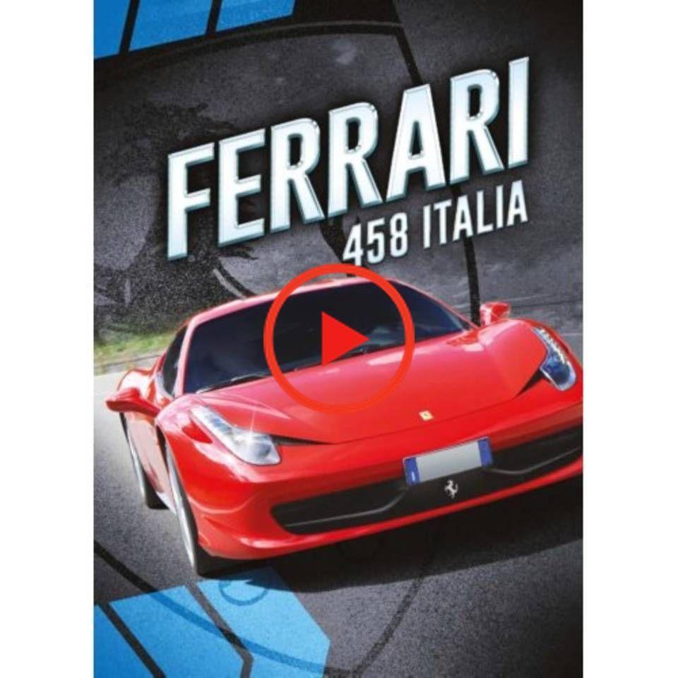 Ferrari 458 Italia - love cars!