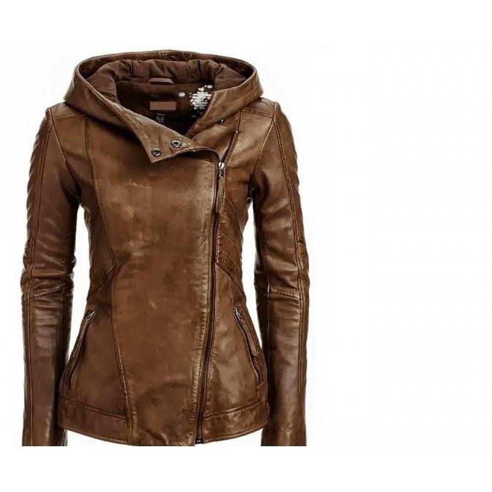 Arrow Women Brown Leather Jacket Women Distressed Jackets Leather Jacket Women Brown Leather Jackets Women Brown Leather Jacket [ 1000 x 1000 Pixel ]