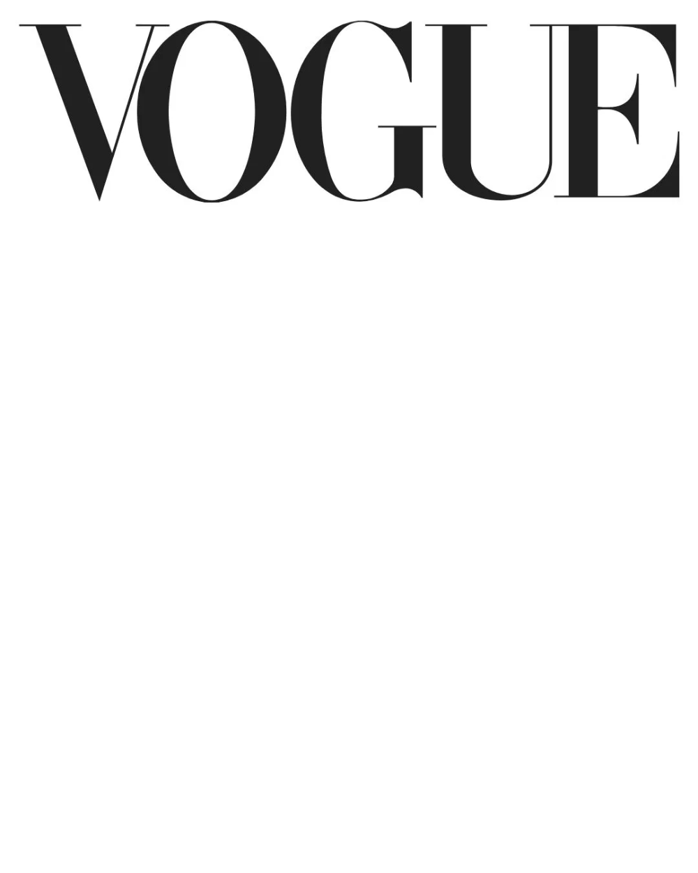 Vogue Challenge Tiktok In 2021 Vogue Photo Magazine Cover Template Aesthetic Template