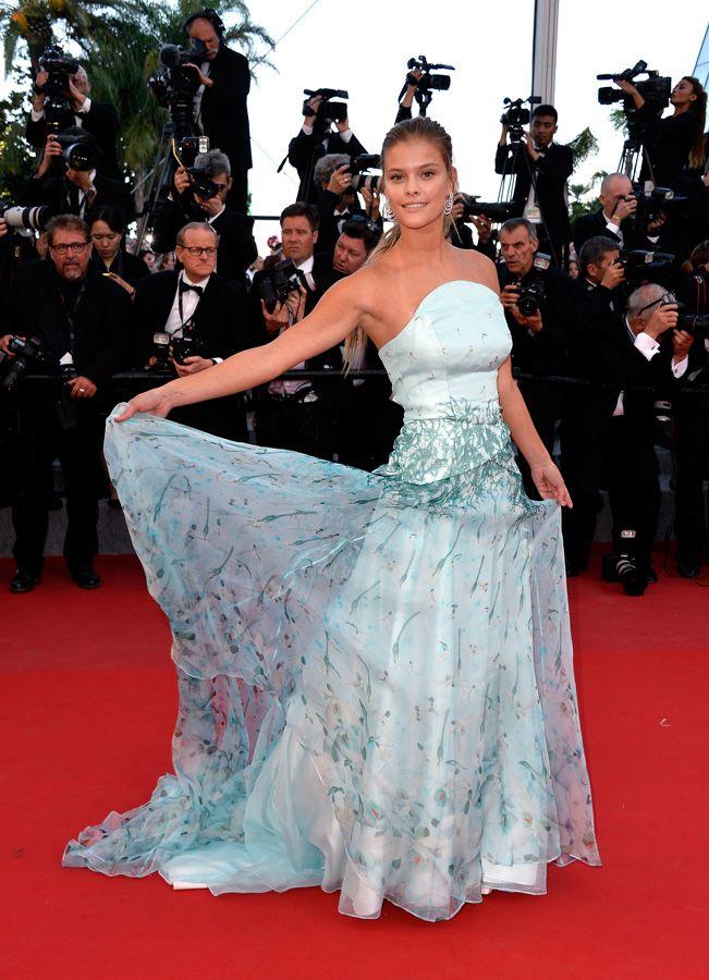 Nina Agdal - Cannes 2015