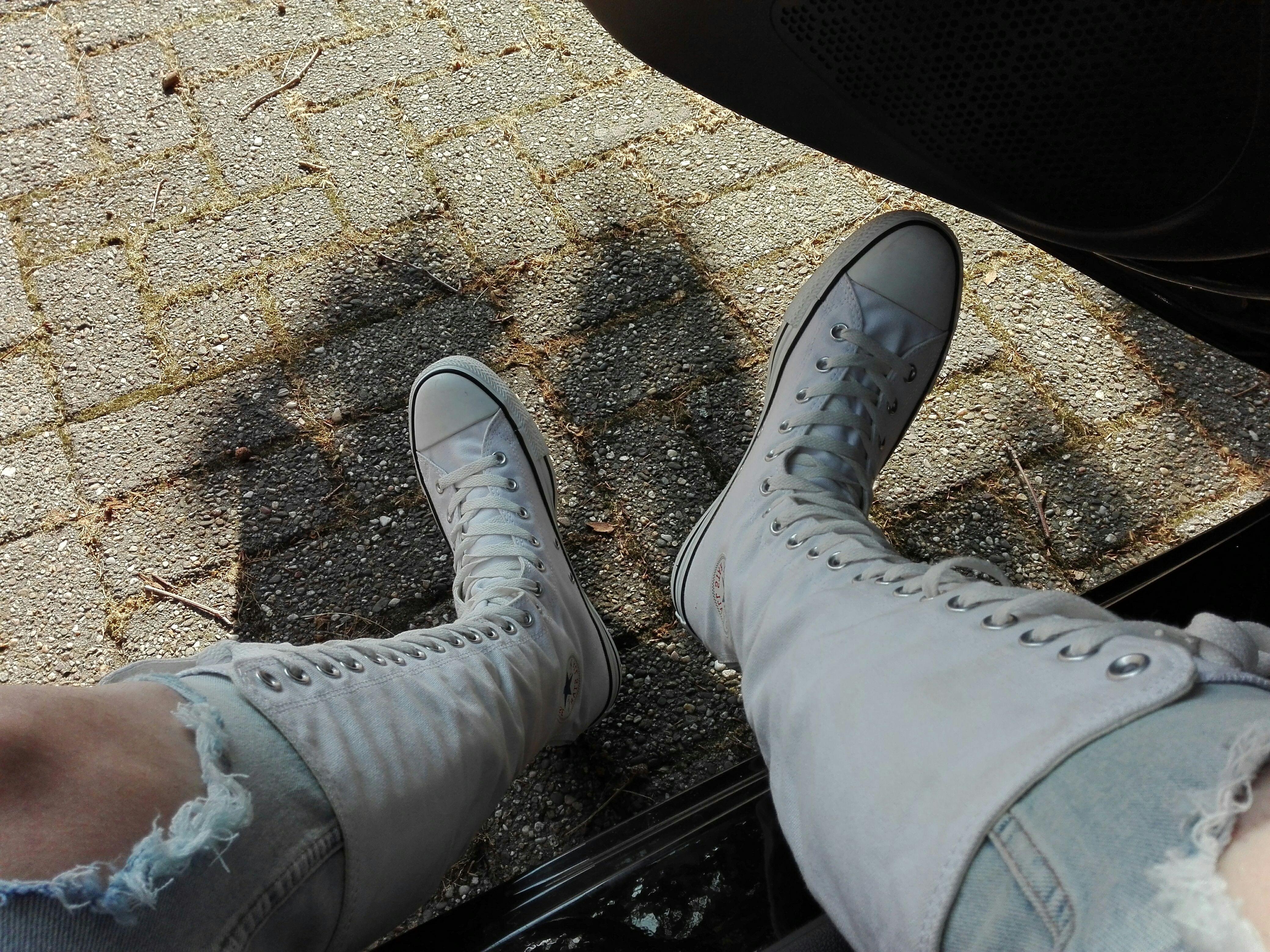Converse xxhi | Chucks converse, Knee high converse, Boots