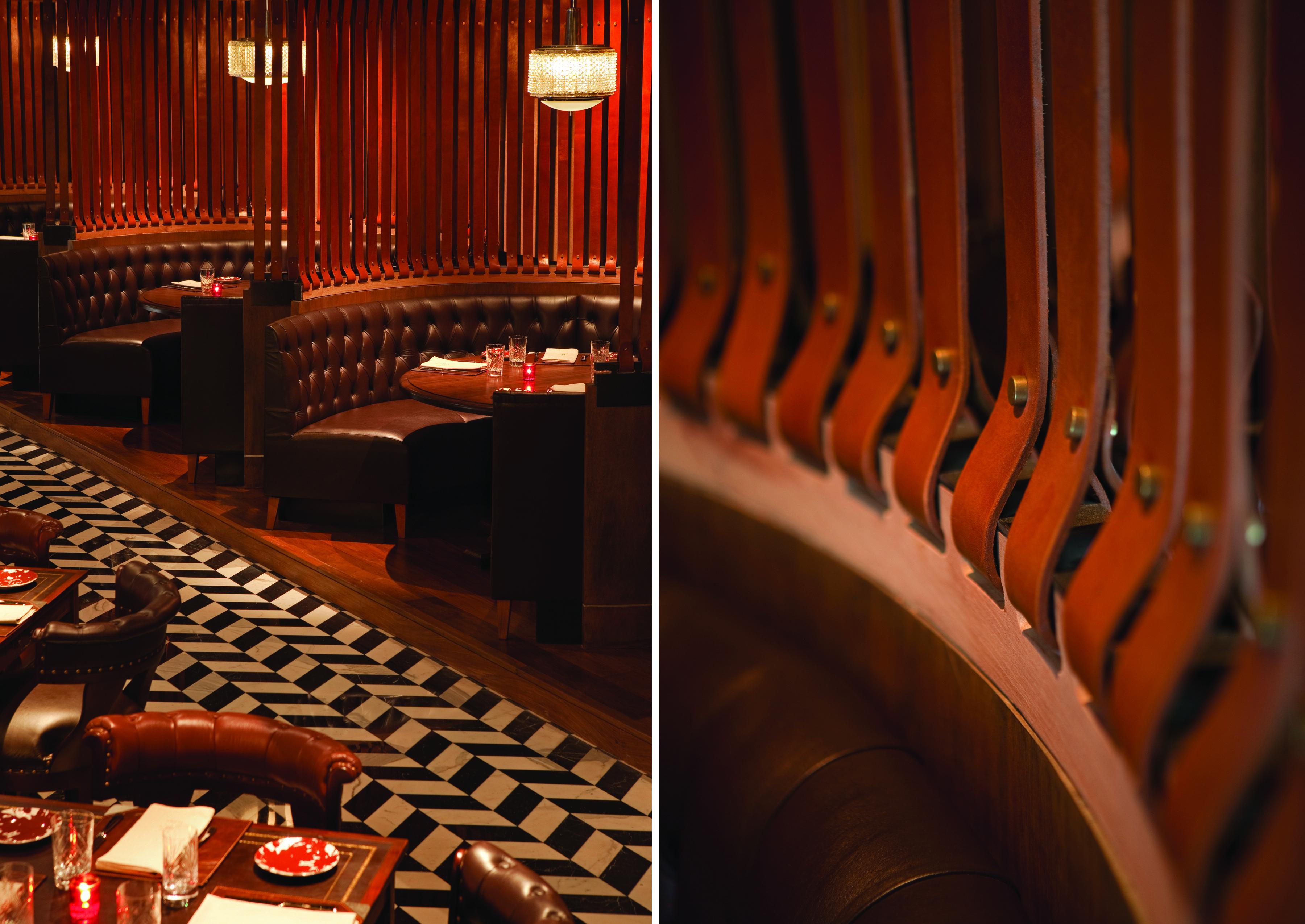 Four Seasons Buenos Aires Restaurant - by EDG Interior Architecture + Design