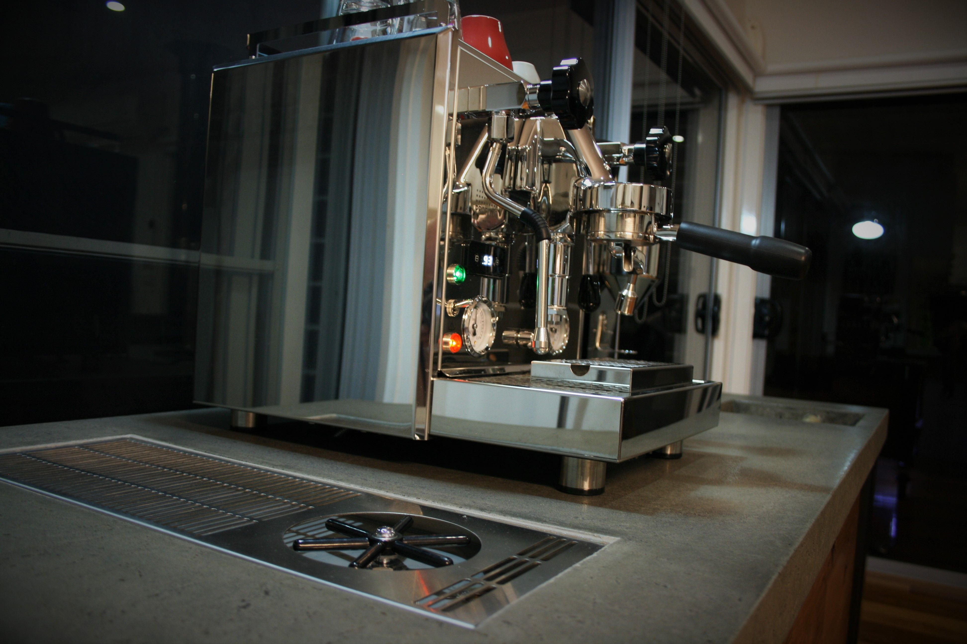 Profitec Pro 700  Coffee Cart  Coffee Bar