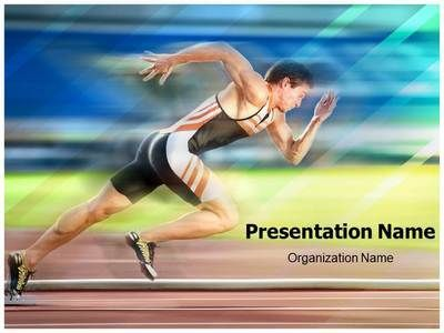 Sports Powerpoint Template Is One Of The Best Powerpoint Templates