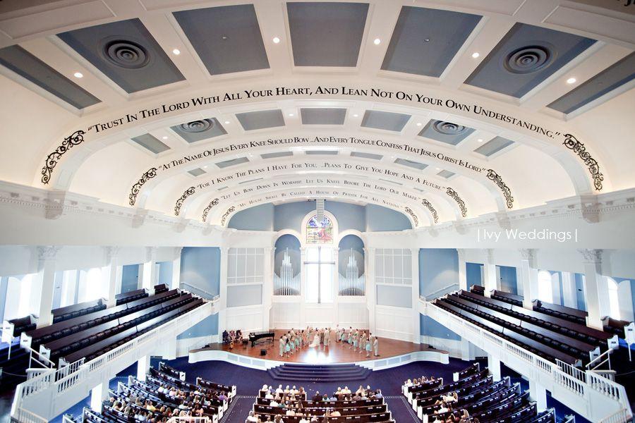 Beautiful Wedding In Pilgrim Chapel At Dallas Baptist University Texas Photographer