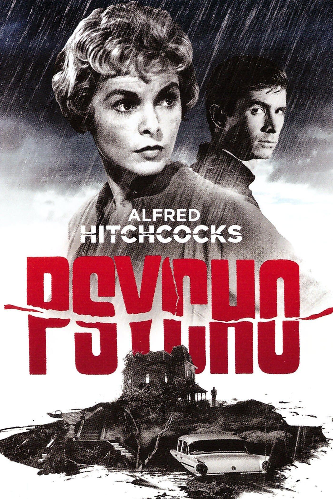 Descargar` Psycho [1960] PELICULA COMPLETA Ver-HD™ Espanol - Latino Online # Psycho # #movie #fullmovie #streamingonline #movies | Filmposters