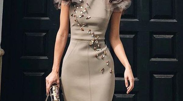 Lange Kleider für die Brautmutter ★ Mehr anzeigen ...