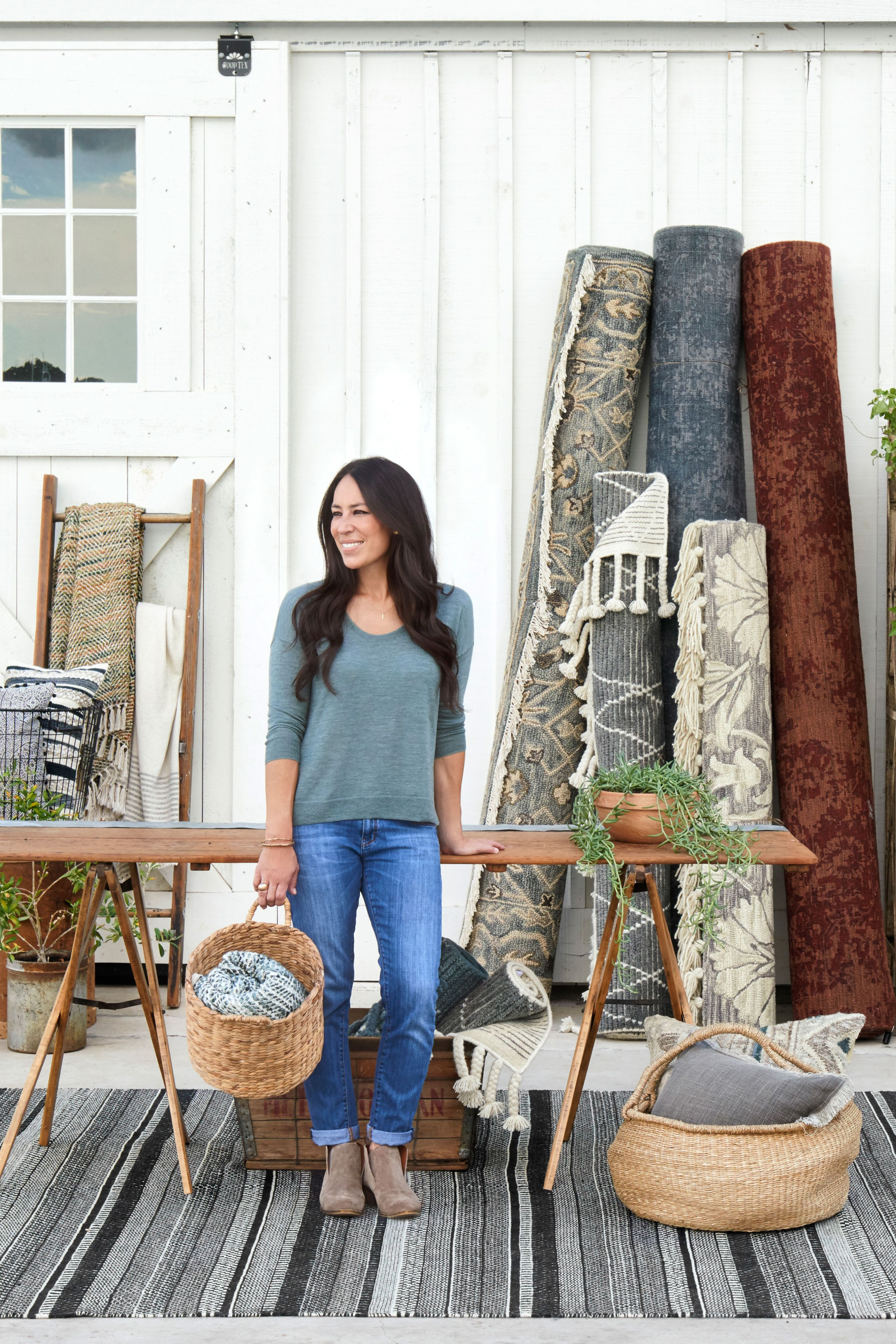 The Second Generation Of Magnolia Home By Joanna Gaines Rugs