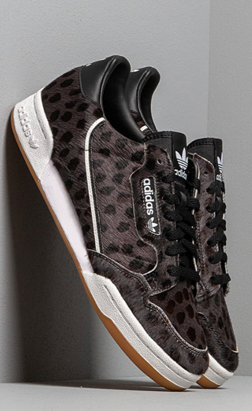 sold worldwide exquisite style new arrivals adidas Continental 80 Core Black/ Crystal White/ Gum3 in ...