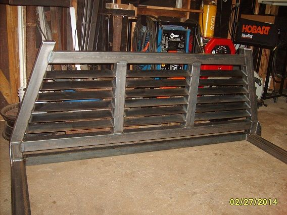 Headache Rack For Chevy Or Gmc Pickup Things I Want