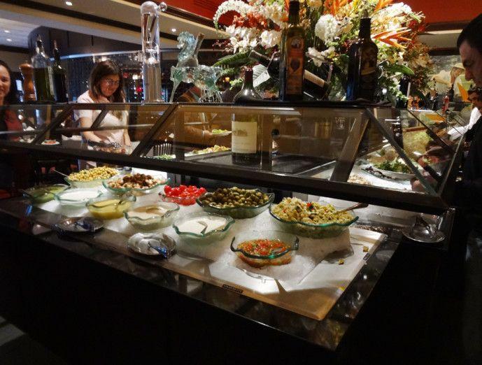 Fogo De Chao Buckhead Ga Fogo De Chao Atlanta Salad Bar
