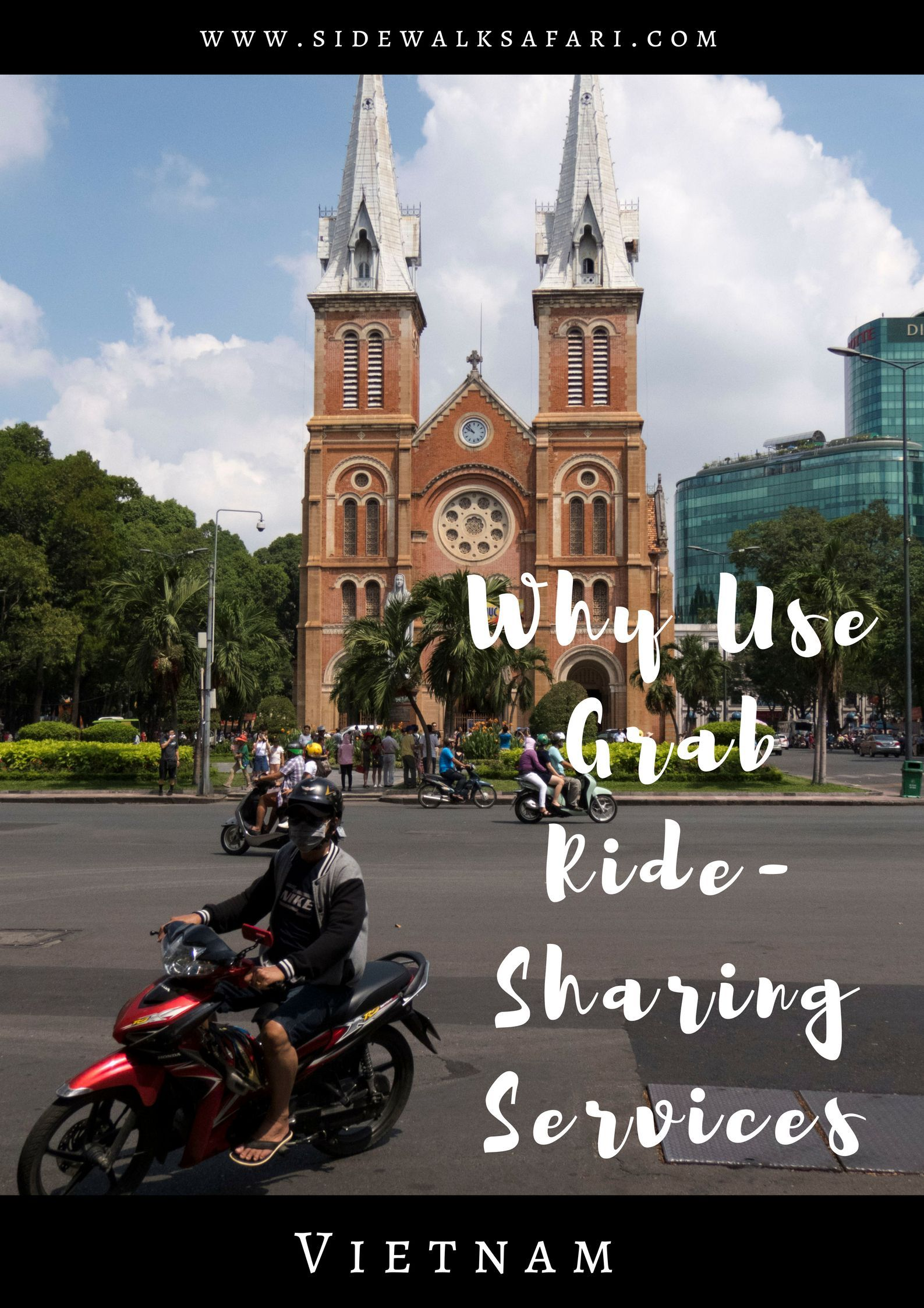 Using Grab in Vietnam: Why Ride Hailing Services are Game