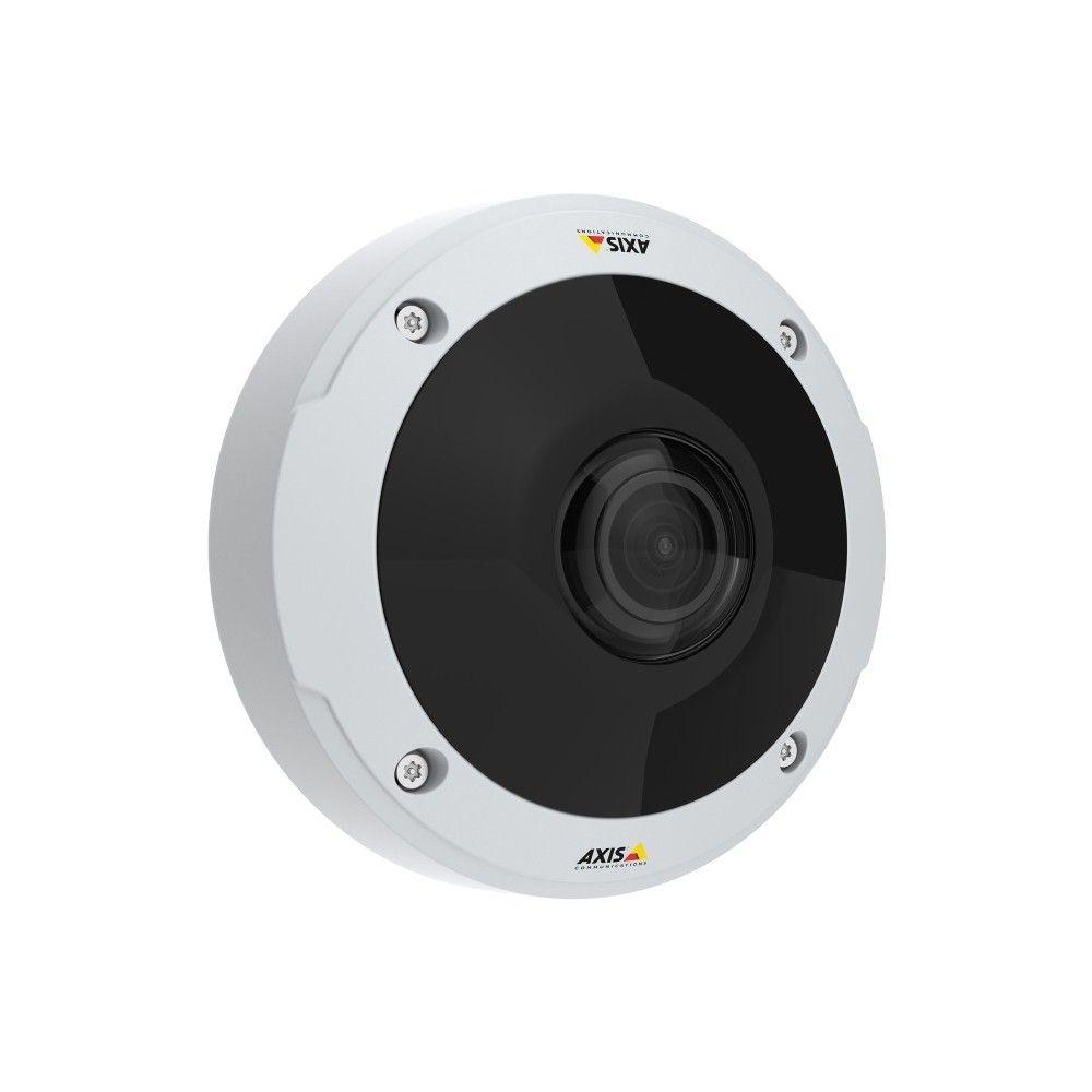 Axis M3058 Plve 12 Megapixel Network Camera Color