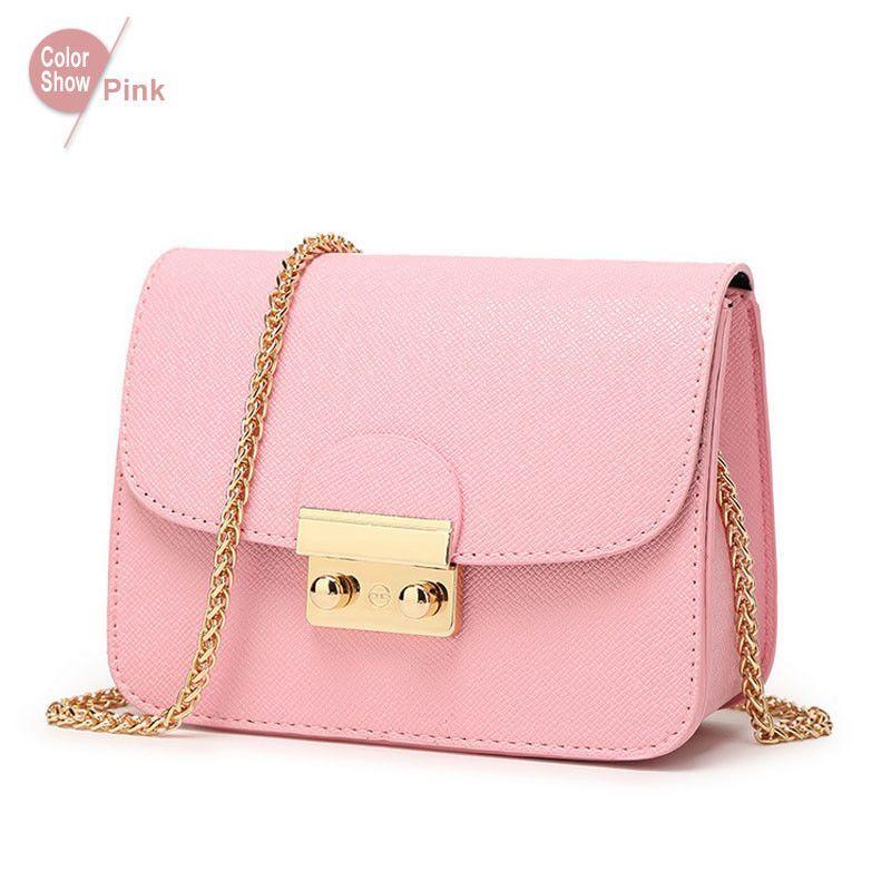 523c1fe88560 RoyaDong 2016 Women Messenger Bags Women s Handbags Small Chains Designer  Cute Lady s Crossbody Bags For Women