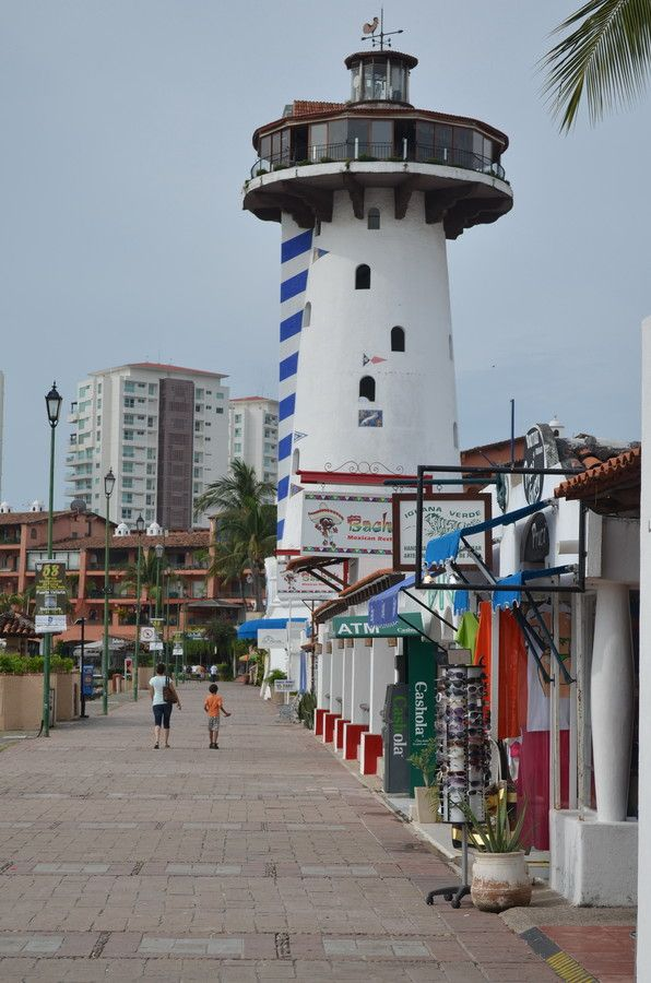 Faro Pto Vallarta, Jalisco. Mx by Victor Velasco on 500px