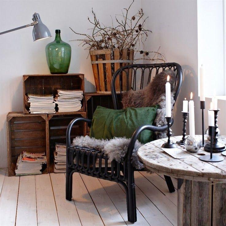 Simple Details Ikea Storselerattan Chair