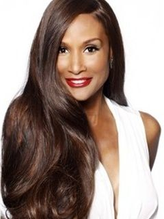 Fabulous Super Comfortable Beverly Johnson Hairstyle Long Straight Full Lace Wig 100% Human Hair about 24 Inches Item # W2143  Original Price: $1,490.00 Latest Price: $467.09