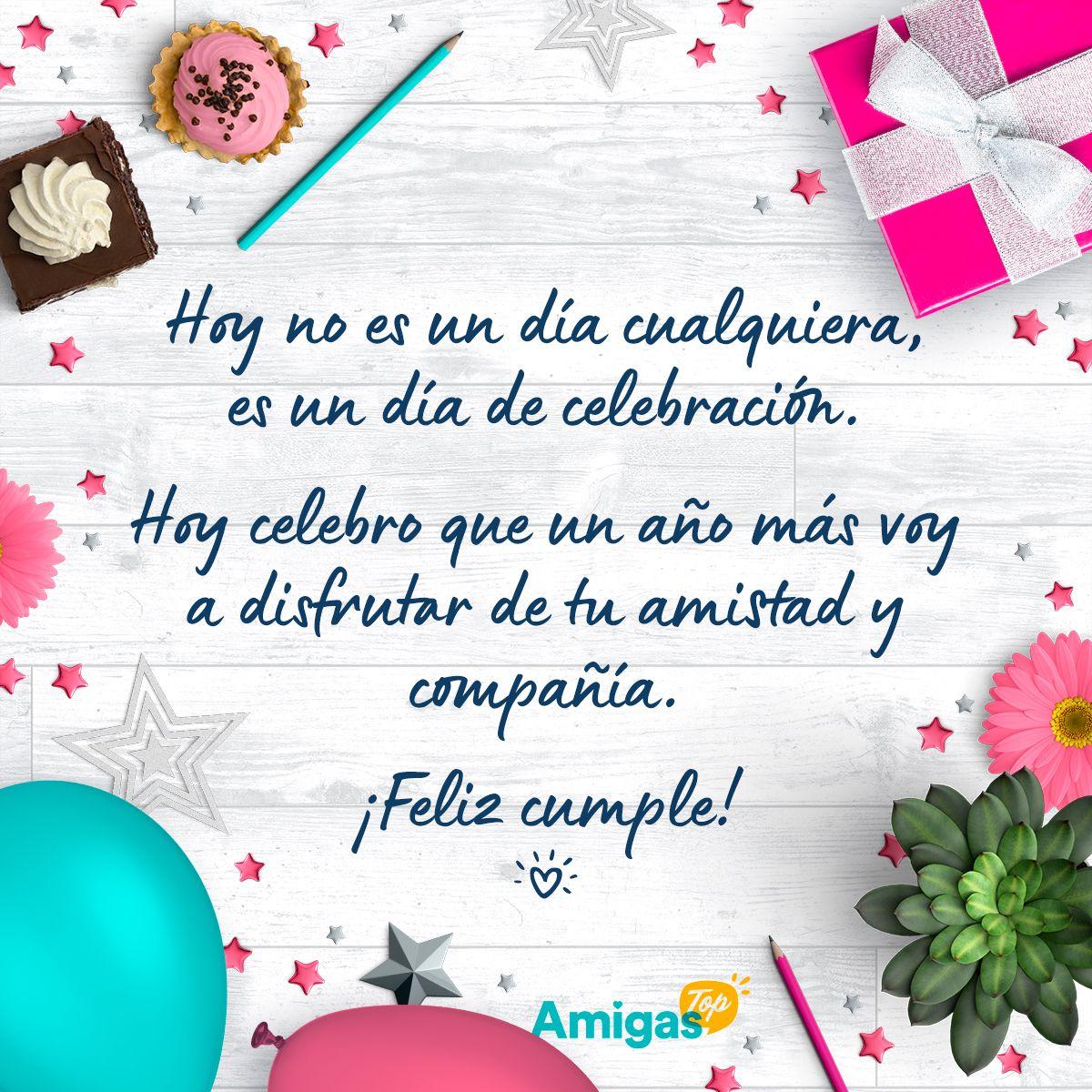How to Say Happy Birthday in Spanish Mensaje de cumpleaños bonito para una amiga en 2020 | Mensaje de feliz  cumpleaños, Mensaje de cumpleaños amiga, Feliz cumpleaños amigo especial