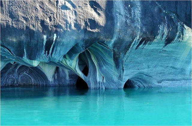 Carerra Lake, Argentina/Chile