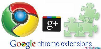 Best Chrome Extensions For Google Plus Chrome web