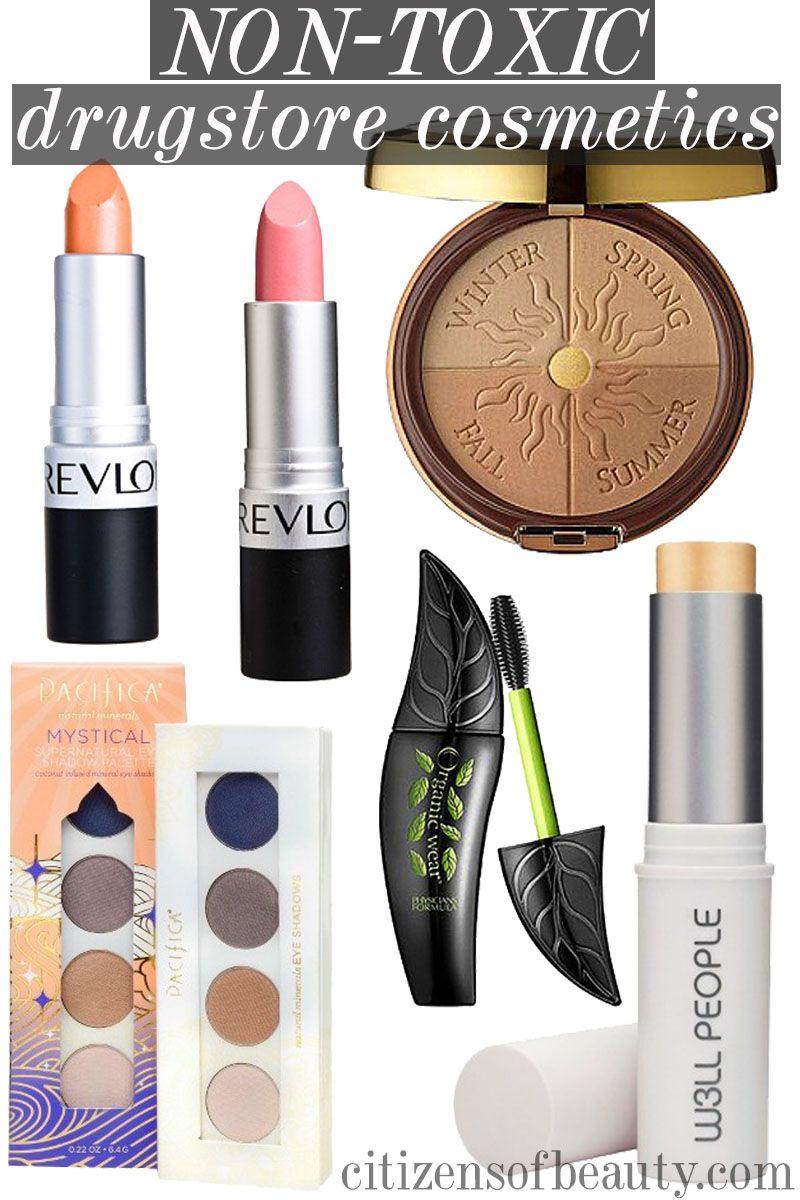 Drugstore Makeup Dupes: Best Non-Toxic Drugstore Cosmetics Guide