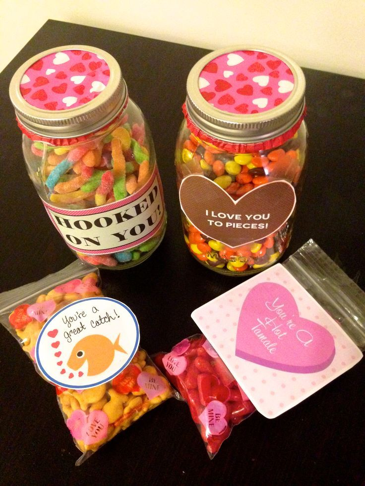 Romantic Gift Idea for Him On a Budget Budgeting Romantic and Jar