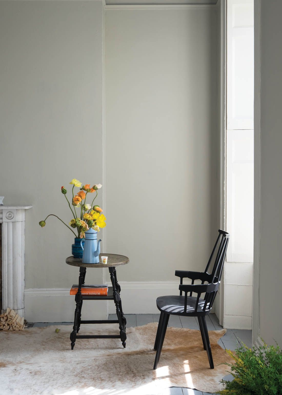 Kleurenwaaier Farrow And Ball Farrow Ball S New Colours Drop Cloth Apartment Apothecary