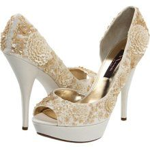 Wedding Shoes! Love!