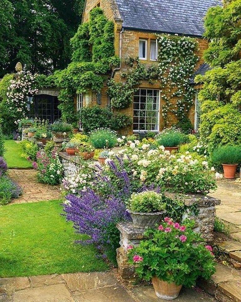 19 Beatuy English Cottage Gardening Ideas Inspiration Country Garden Design English Cottage Garden Cottage Garden