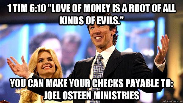 from Jake joel olsteen fraud gay