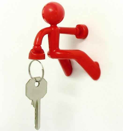 Key Pete Schlüssel Halter Magnetisch