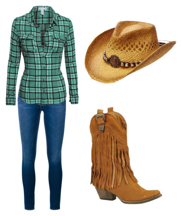 """Typical Farm Girl"" by lucydancergirl on Polyvore featuring Frame Denim, Very Volatile, women's clothing, women, female, woman, misses and juniors"
