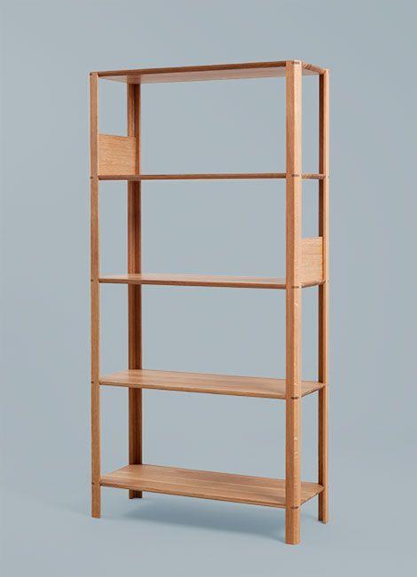 Stattmann Neue Möbel  plug shelf Regal Pinterest Shelves - designer mobel bucherregal