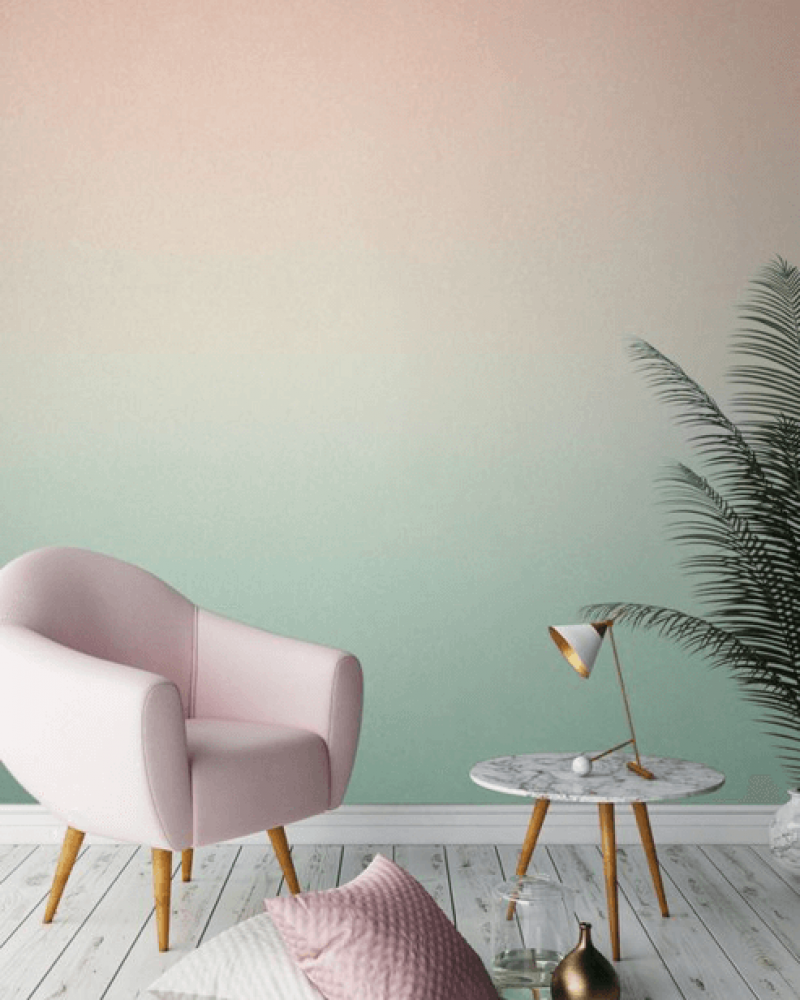 Colour Scheme Idea Modern Pastels Pastel Living Room Pastel Interior Living Room Decor #pastel #coloured #living #room