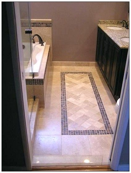 Very Nice Bathroom Tile Extra Work But Definitely Worth It As An Upgrade