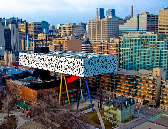 Will Alsopu0027s Ontario School Of Art And Design In Toronto.