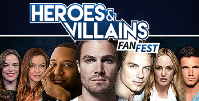 We're Going To Heroes and Villains Fan Fest In San Jose, CA This Weekend!