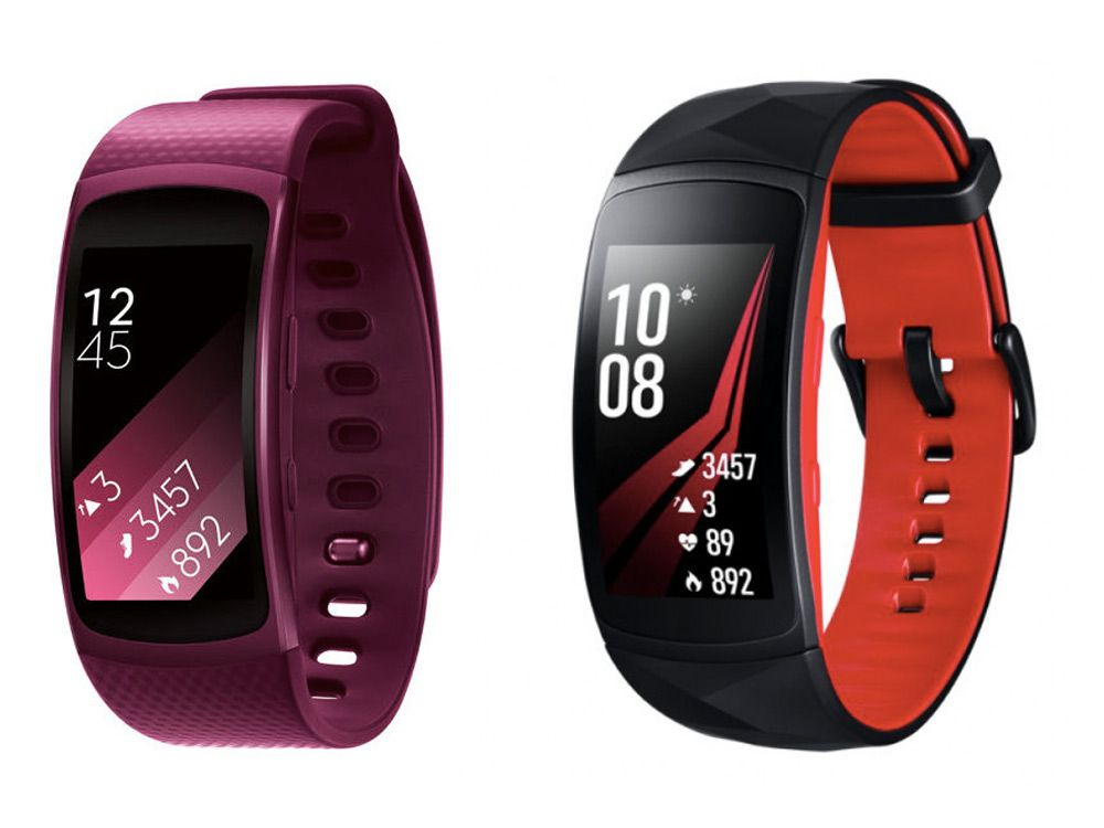 Gear Fit2 Pro And Gear Fit2 Have Software Update To Improve Fitness Apps Pro Fitness Wearable Device Wearable Technology