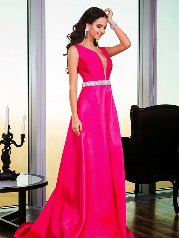 Hermosa Vestidos De Fiesta Tony Modelo - Ideas de Estilos de Vestido ...