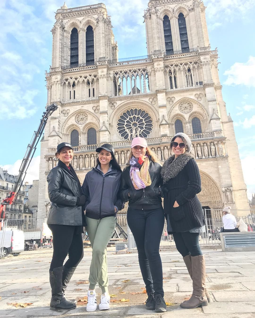 With The Women I Look Up To Paris France Paris Photo Idea France Photo Idea Winter Outfit Fall Outfit Europe Outfit Travel Europe Outfits Paris Photos