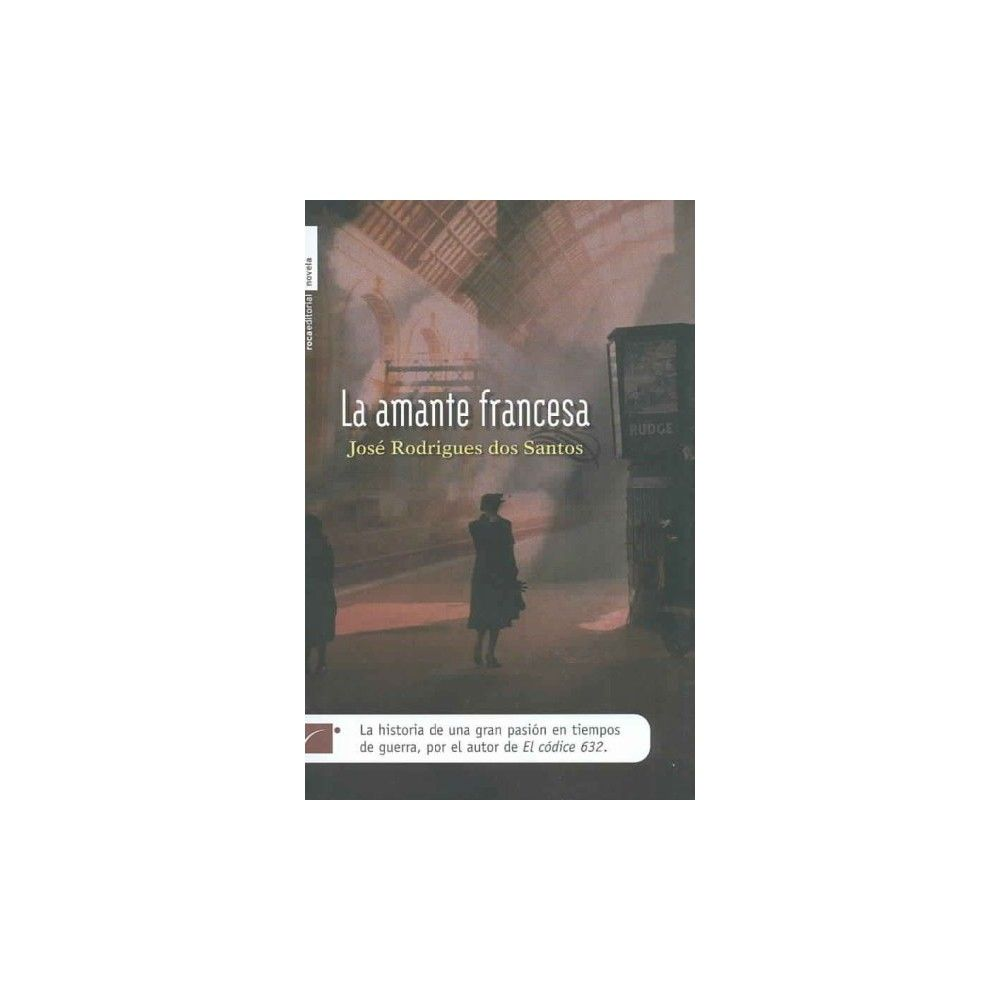 La amante Francesa/ The French Lover (Translation) (Hardcover)