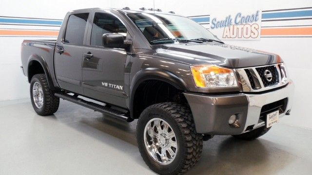 Used Cars For Sale Houston Texas Robbins Nissan: 2010 Nissan Titan SE In Houston, Texas