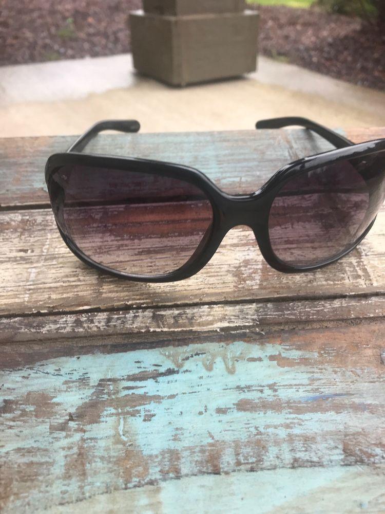 8b5817722a MICHAEL KORS M3611S Black Frame Grey Gradient Womens Sunglasses ...