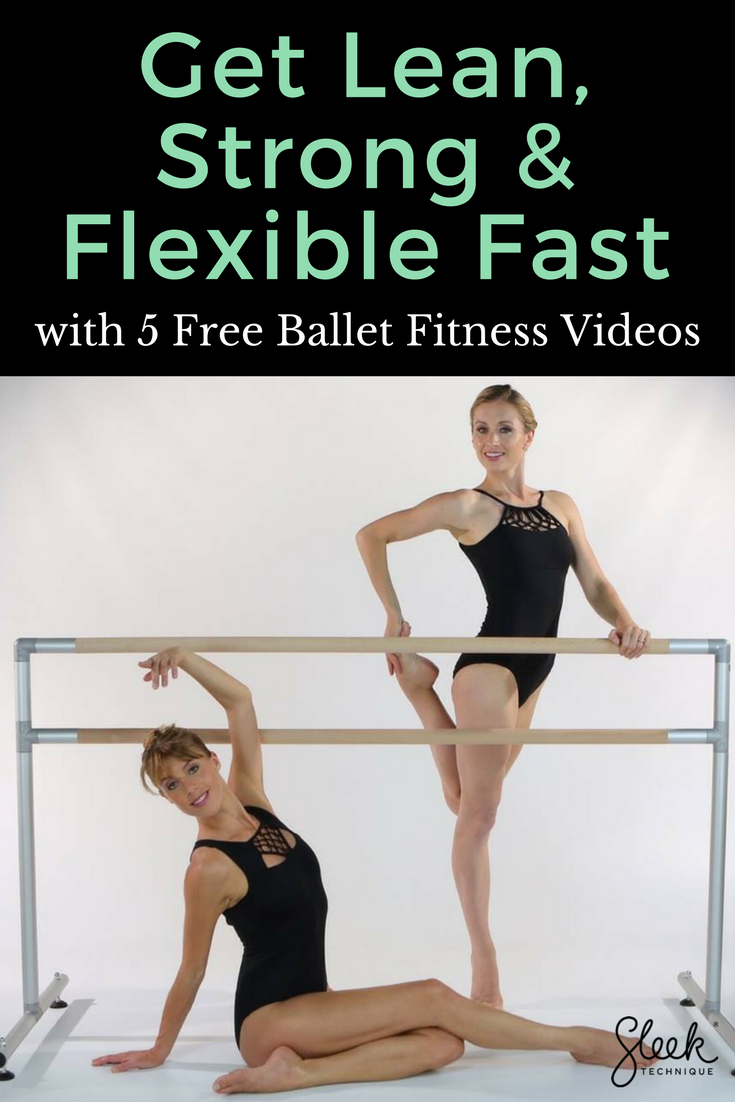 Free Ballet Fitness Workouts by #balletfitness