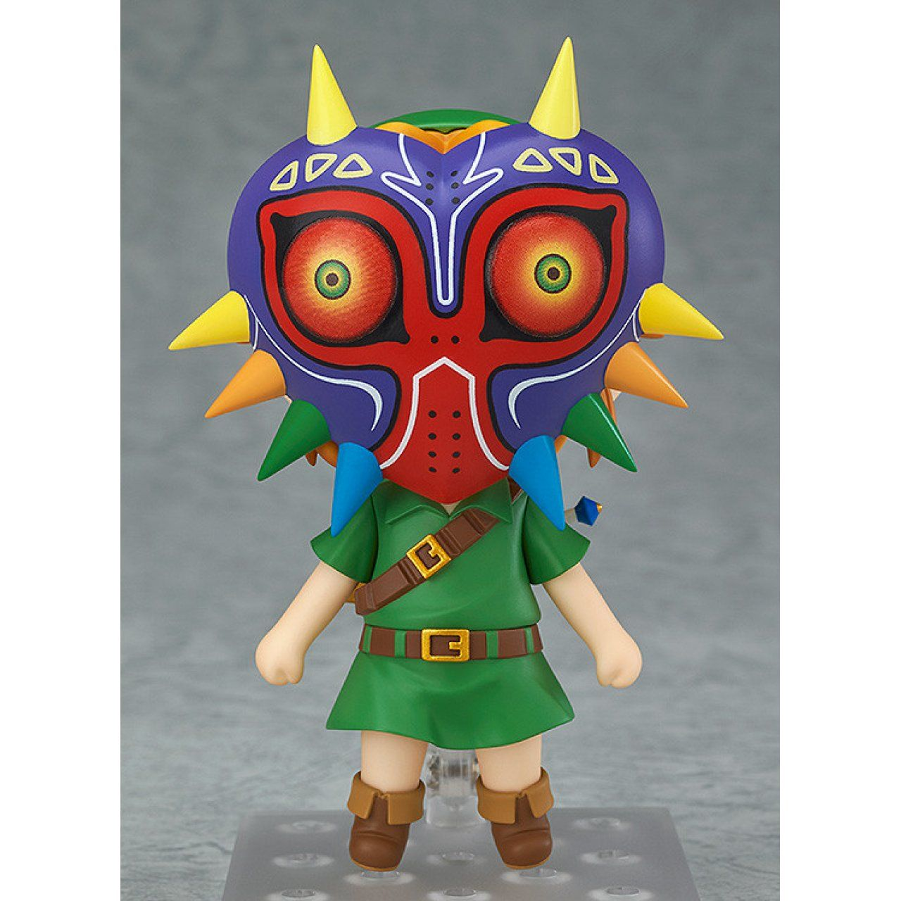 Anime The Legend of Zelda Link Majora/'s Mask Ver.Nendoroid 553 PVC Figure toys