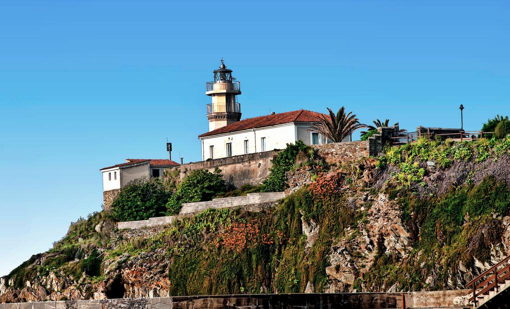 Faro Cudillero