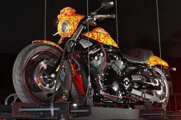Image result for Harley Davidson Cosmic Starship