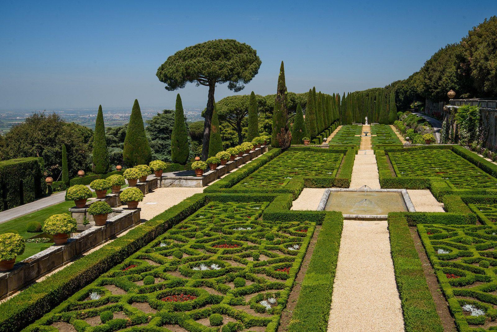 4fa640e42ddfe381ebe19de51d5bc538 - Barberini Gardens Of The Pontifical Villas