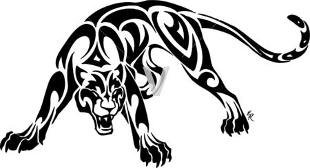 4fa6467b744055b4dd4c41c6e849b337 Jpg 450 245 Panther Tattoo