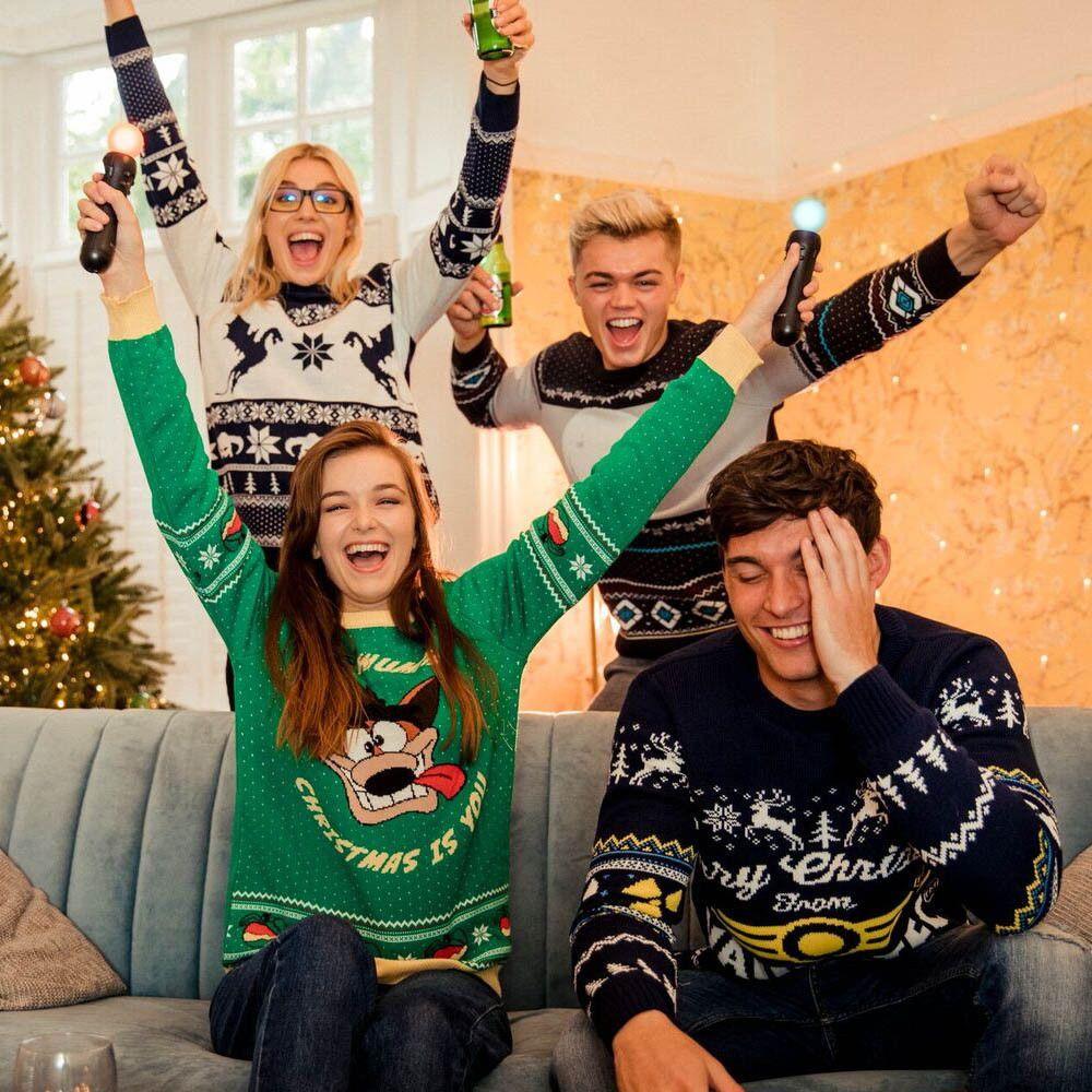 Vault Tec Christmas Sweater.Details About Official Fallout 4 Vault Tec Christmas Jumper